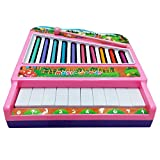 Kiditos XyloPhone with Mini Piano - Special Sound Effect
