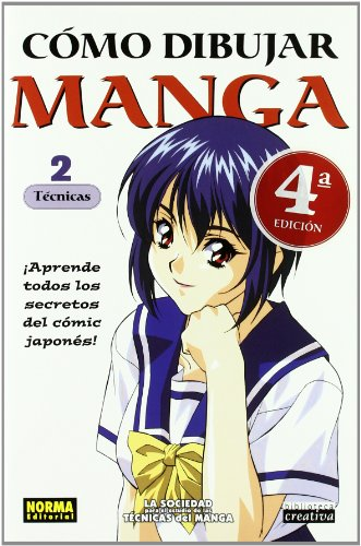 Descargar Libro CÓmo Dibujar Manga 02. TÉcnicas De La Sociedad Para El Estudio Desconocido