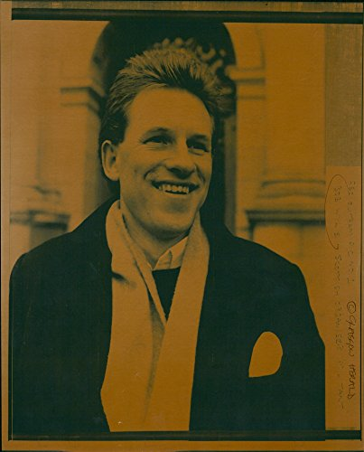 Vintage photo of Bob Wylie.
