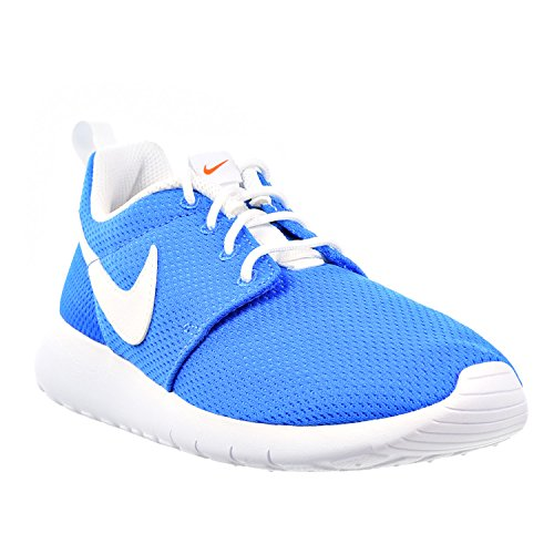 Gs One safety photo blue orange Ginnastica Nike Bambino Scarpe Roshe Unisex da white 4qnWHWOg