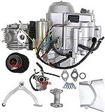 TDPRO 125cc Engine 4 Stroke Motor Semi-Auto 3
