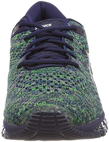 Da Blupeacoat Uomo Gel green quantum Running 360 Knit Asics white 2Scarpe bgf7Y6y