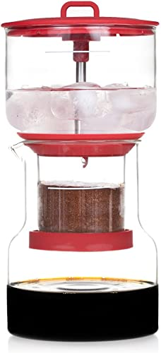 Red Cold Bruer Slow Drip Cold Brew R2