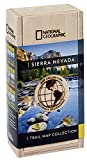Sierra Nevada Trail Map Collection [boxed set] (National Geographic Trails Illustrated Map)