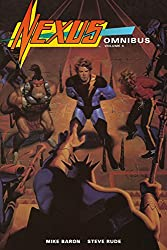 Image of the product Nexus Omnibus Volume 4 that is listed on the catalogue brand of Dark Horse Comics.