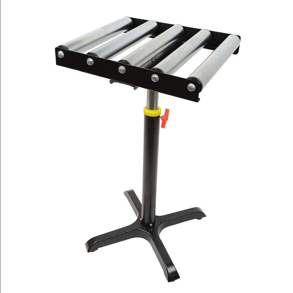 Short 5 Roller Conveyor Table