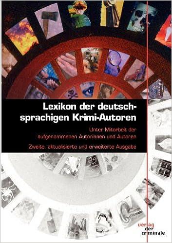 Book Lexikon der deutschsprachigen Krimi-Autoren