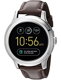 Fossil Q Founder Gen 2 Touchscreen Brown Leather Smartwatch