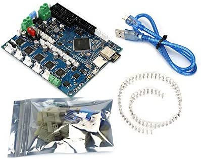 FYSETC 3D Printer Motherboard Kit Cloned Latest Version Duet 2 WiFi V1 04  Upgrades Controller Board 32bit Mainboard for Reprap Wanhao i3 Ender 3