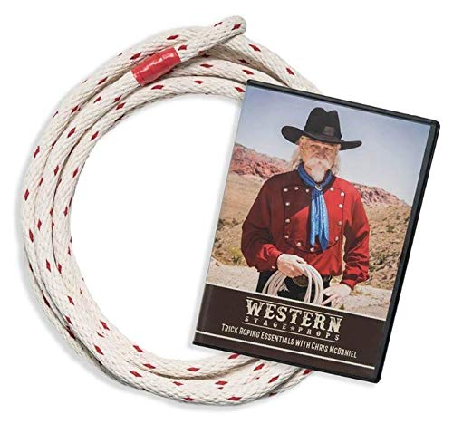 Western Stage Props Trick Roping Essentials Kit