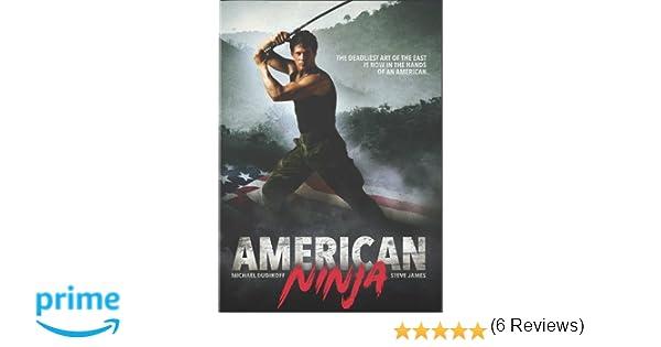 American Ninja [Edizione: Stati Uniti] [Italia] [DVD ...
