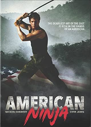 Amazon.com: American Ninja: Michael Dudikoff, Steve James ...
