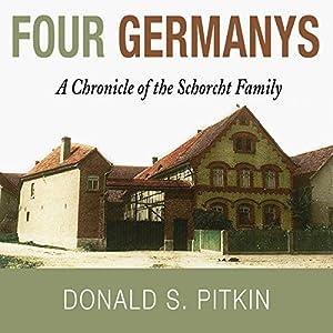 Four Germanys Audiobook