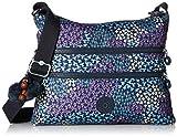 Kipling Women's Alvar Printed Crossbody Bag, Dotted Bouquet