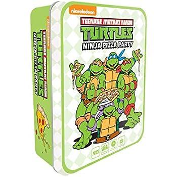 Amazon.com: IDW Games Teenage Mutant Ninja Turtles Showdown ...