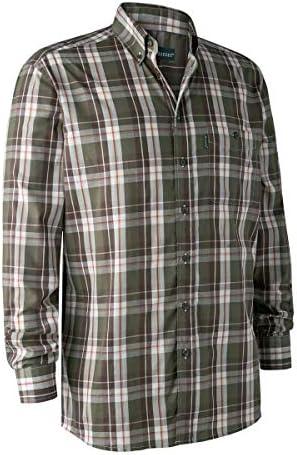 Deerhunter Michael Camisa Verde Check 45/46 Check 45/46 Check ...
