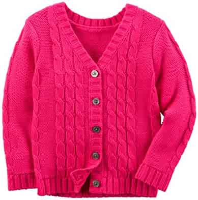 27f0865c8 Shopping Carter s - Sweaters - Clothing - Baby Girls - Baby ...