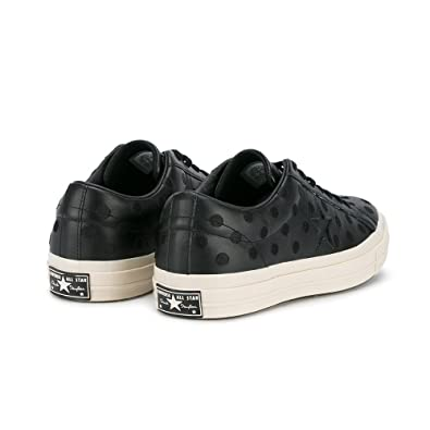 9d81ad7e0bf994 Converse Ladies One Star 74 Ox Black Parchment 155716C (3 UK)   Amazon.co.uk  Shoes   Bags
