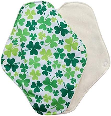 TZZD Almohadillas para servilletas reutilizables con diseño de ...