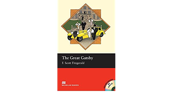 The great gatsby book and audio cd pack intermediate macmillan the great gatsby book and audio cd pack intermediate macmillan reader margaret tarner f scott fitzgerald 9781405077033 amazon books fandeluxe Gallery