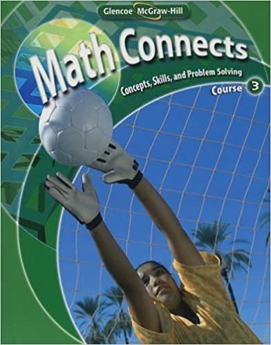 Amazoncom Math Connects Concepts Skills And Problem Solving