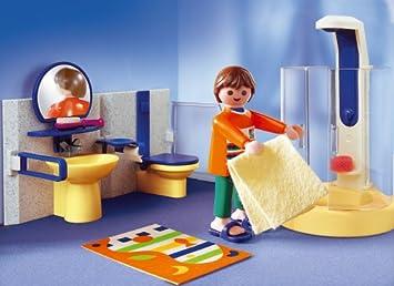 Amazon.de:PLAYMOBIL 3969 - Bad mit Dusche