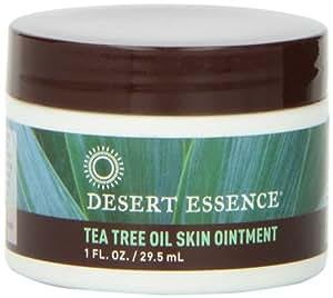 Desert Essence Tea Tree Oil Skin Ointment, 1 Fluid Ounce