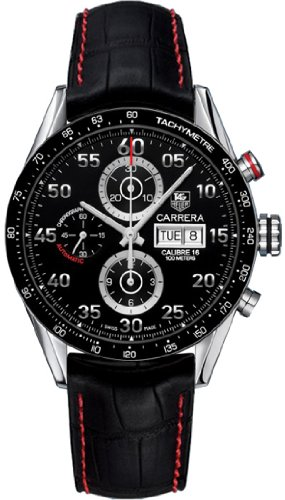 TAG Heuer Carrera Day Date Mens Watch CV2A10.FC6237