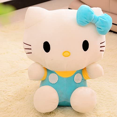 SPECIAL OFFER Cute Hello Kitty Kids Girls Soft Plush Stuffed Toy Dolls 20cm 8/""