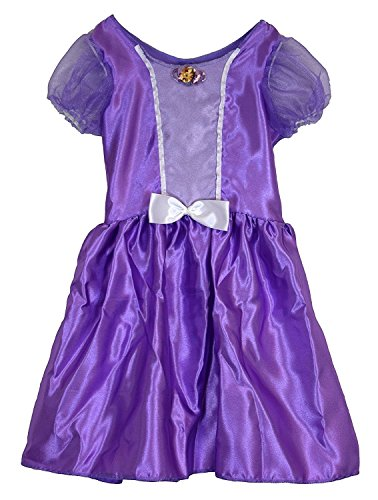 Disney Princess Sofia the First Dress and Tiara Set -