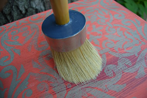 Professional Chalk Paint Wax Brush