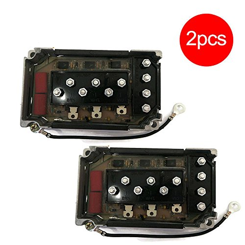 2x NEW CDI Switch Box 90/115/150/200 Mercury Outboard Motor 332-7778A12 Switchbox