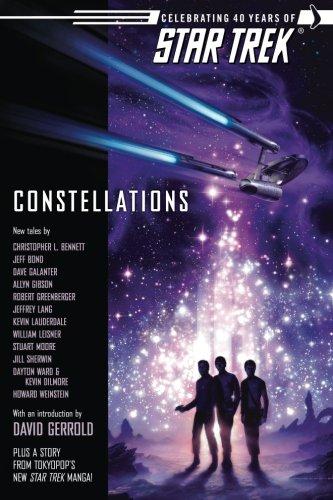 - Star Trek: The Original Series: Constellations Anthology
