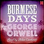 Burmese Days | George Orwell