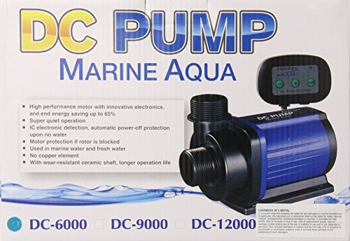 Jebao DC-6000 DC Return Pump for Aquarium
