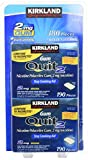 Kirkland Signature Quit Smoking Gum, 2 mg, 380
