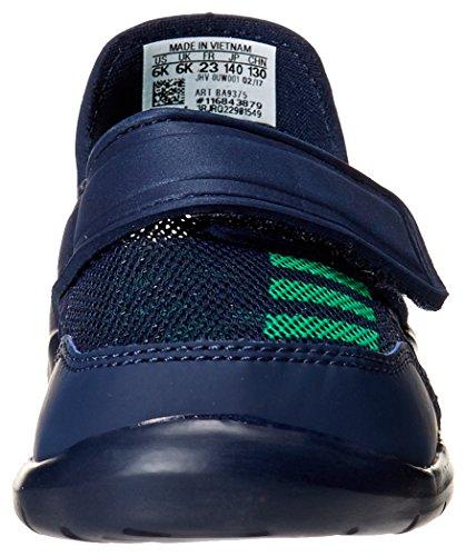 adidas Kinder Sandale FortaSwim I Blau