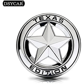 Amazon.com: University of Texas Longhorn 3d Chrome Metal Auto Emblem: Automotive