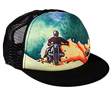Amazon.com  BMW Airhead Trucker Hat 68dd866791f
