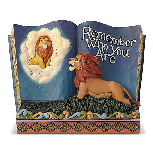 Disney Remember Who You are (The Lion King) Traditions Statue (Disney Lion King Figurines)