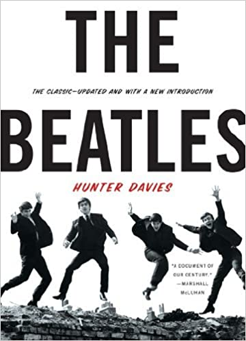 Book The Beatles (Updated Edition) by Hunter Davies (2010-09-13)
