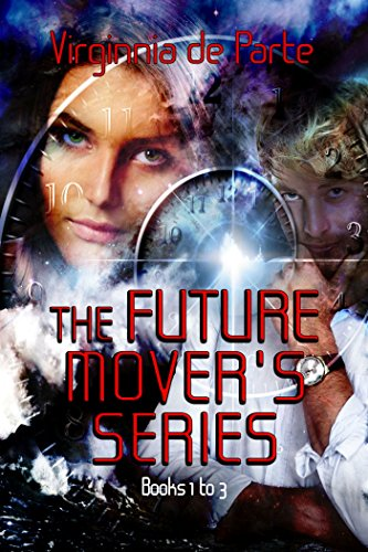 Book: The Future Movers (The Future Movers Anthology Book 1) by Virginnia de Parte