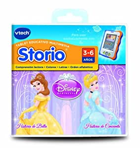 Vtech Storio - Princesas Para Storio  80-281122