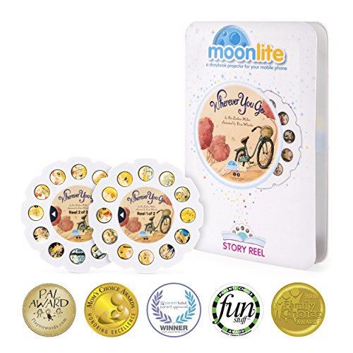 Moonlite Wherever You Go Story Reel for Story Projector