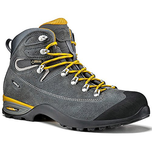 Asolo Women's Tacoma GV GORE-TEX Hiking Boot,Shark,US 10.5 M by Asolo
