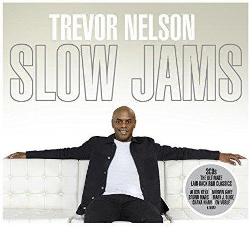 Trevor Nelson Slow Jams - Usa Nelson