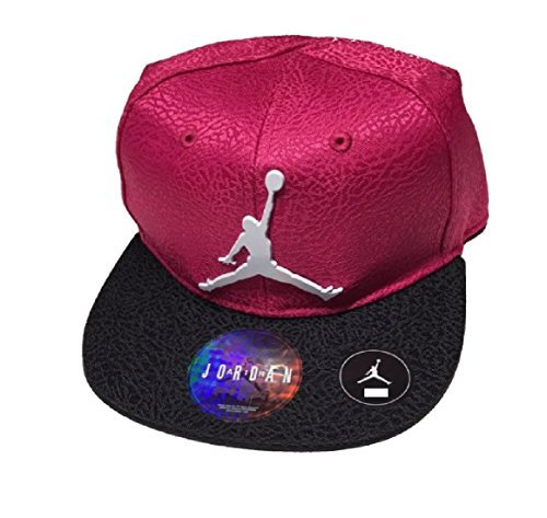 Air Jordan Jumpman Elephant Print Adjustable Youth Cap 8/20