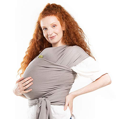 er, Grey - The Original Child and Newborn Sling, Perfect for Infants and Babies Up to 35 lbs (0 - 36 months) ()