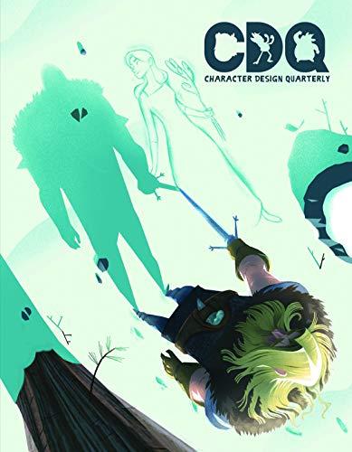 Character Design Quarterly 10 por Publishing 3dtotal