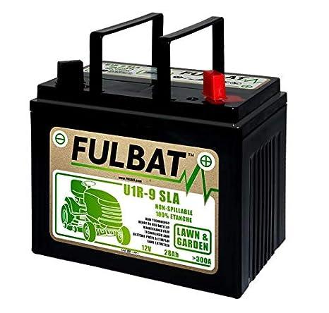 Cortacésped de batería sin mantenimiento - 12 V - 28 Ah/SLA ...